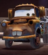 Mater in Cars 2 The Video Game