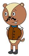 Mr Chris Pepper (Bullseye O'Wally)
