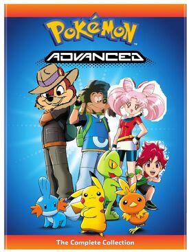 Pokemon Advance chris1703 style