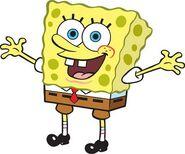 SpongeBob SquarePants is Always Happy