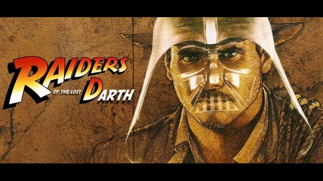"""Raiders of the lost Darth"". Movie Mashup."