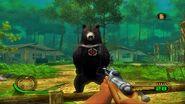 Asiatic Black Bear in Cabela's