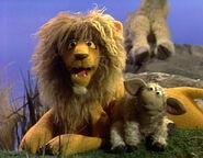 Chicago sesame lion