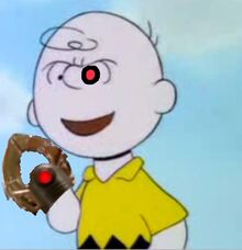 Evil Dr Charlie Brown Claw (Character)