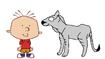 Stanley Griff meets Eurasian Cave Lion