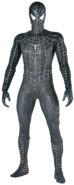 Webbed Symbiote Suit