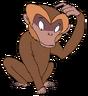 Emanuel the Macaque
