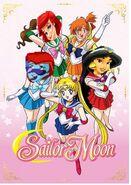 Sailor Moon (Viz Media) Poster chris1702