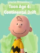 Toon Age 4 Continental Drift (2012; Movie Poster)