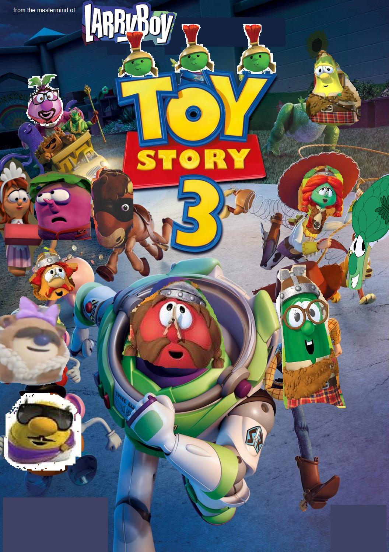 Toy Story 3 2010 Dvd Vf2000 S Version The Parody Wiki
