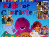 Blake Foster's Adventures of Kids For Character