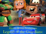 Legend of the Guardians: The Toons of Ga'Hoole (Dineen Benoit Productions Style)