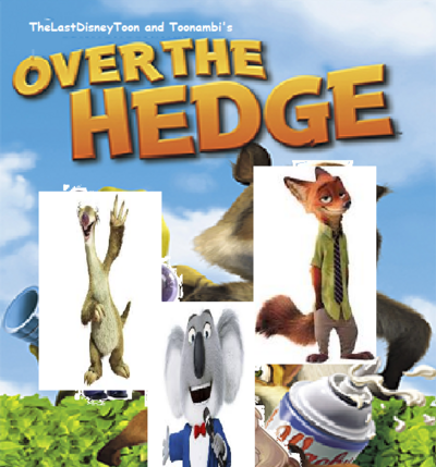 Over the Hedge.