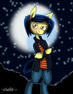 Ponified Coraline
