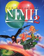 The Secret of NIMH 2 Timmy to the Rescue