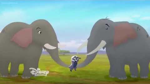The Three Caballeros (TheWildAnimal13 Animal Style)