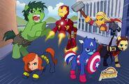 Avengers MLP