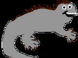 Scaly the Iguana