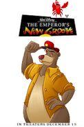 Emperor Baloo aka new groove