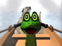 Henry the Lizard screams