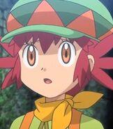 Mairin in Pokemon XY Mega Evolution