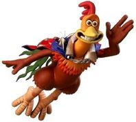 Rocky rhodes chicken run