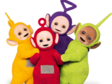 The Teletubbies Meet Super Why
