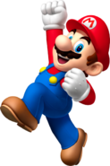 399px-Mario Artwork - Mario Party Island Tour