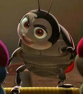 Francis the Ladybug