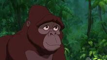 Kala (from Tarzan) as Melinda Finster