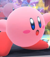 Kirby in Super Smash Bros. for Wii U and Nintendo 3DS