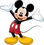 NEW Mickey Mouse normal