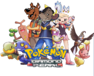 Pokemon Diamond and Pearl Poster (chris1701 style)