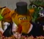 Fozzie Bear crying in The Muppets a Celebration of 30 Years