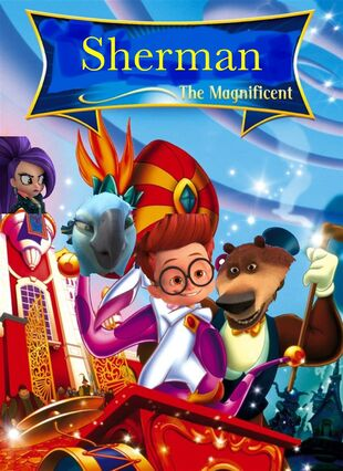 Sherman The Magnificent (1999) Poster