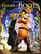 Tigger in Boots (2011) Poster