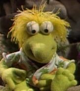 Wembley Fraggle in Fraggle Rock