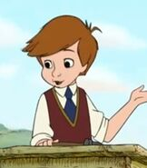 Christopher Robin in Winnie the Pooh