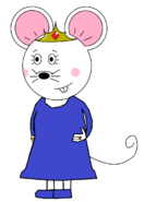 Wonder Mouse Girl (pyjamas)