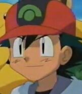 Ash Ketchum in Kids WB