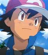Ash Ketchum in Pokemon the Movie Diancie and the Cocoon of Destruction