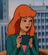 Daphne Blake in Scooby Doo on Zombie Island
