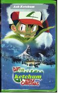 How the Ketchum stole christmas 2001 vhs