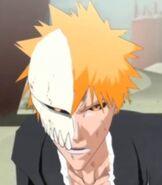 Ichigo Kurosaki in Bleach Soul Resurreccion
