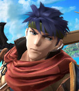 Ike in Super Smash Bros. for Wii-U and 3DS