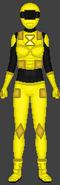 Network Warrior Yellow