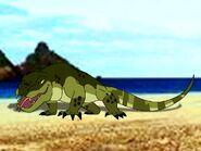 Rileys Adventures Komodo Dragon