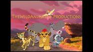 TheWildAnimal13 Productions Logo