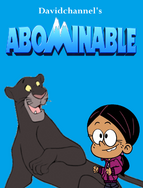 Abominable (2019) (Davidchannel's Version) Poster
