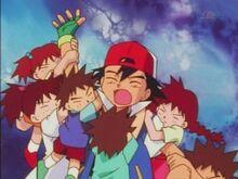 Ash Ketchum Dreaming of Brock's Siblings
